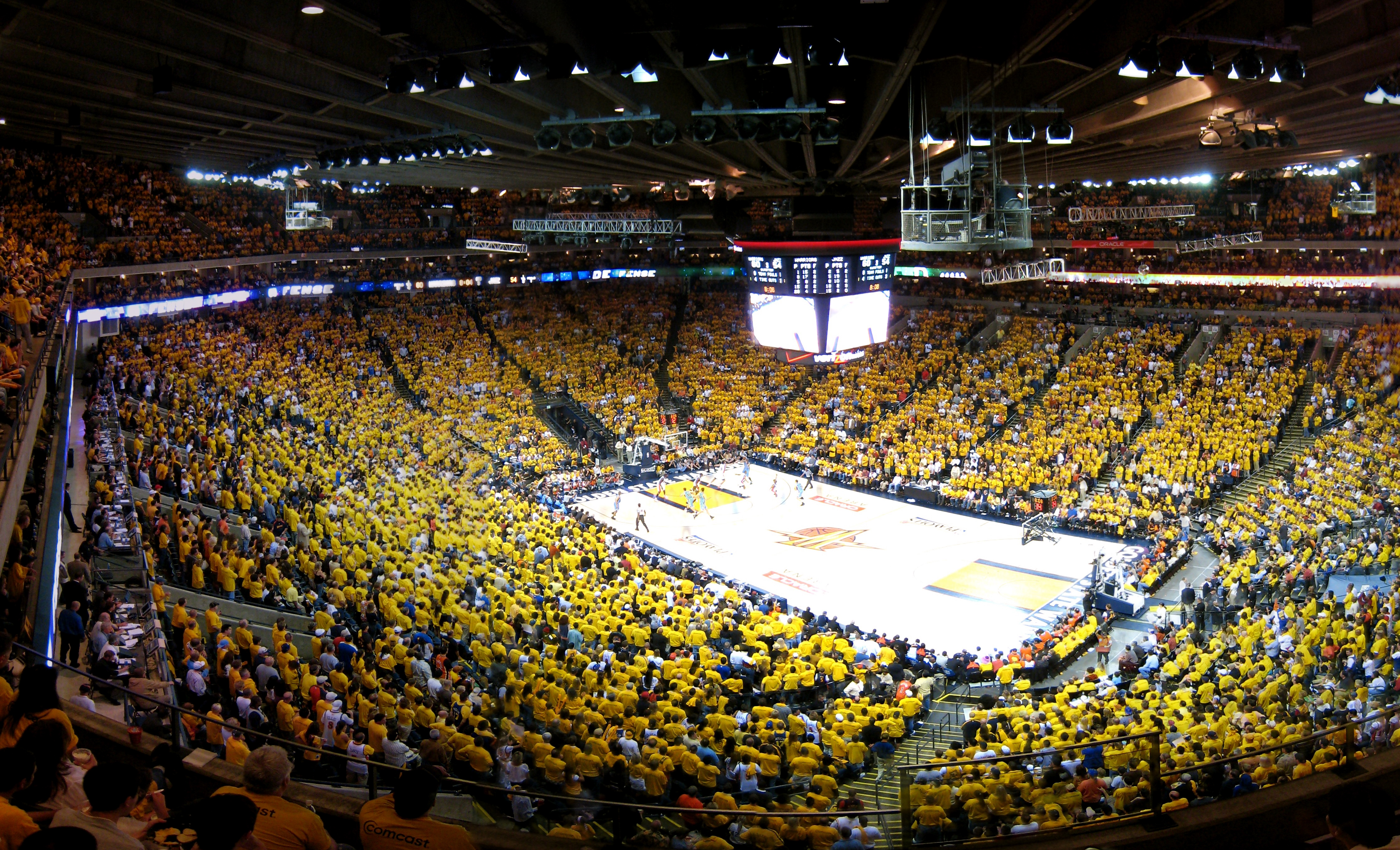 oracle arena 2