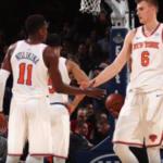 """Knicks, problemi al ginocchio per Porzingis: """"Speriamo non sia nulla di grave"""""""