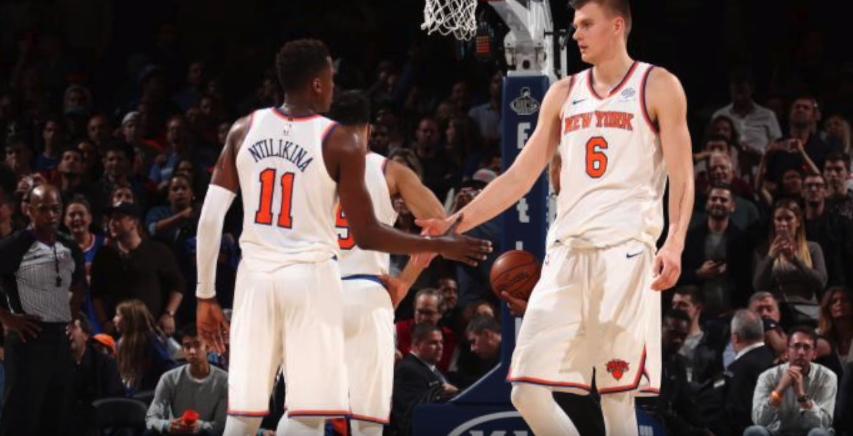 """Knicks, il GM Perry: """"Porzingis via per un motivo finanziario"""""""
