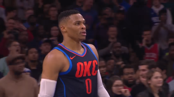 Clamoroso Westbrook, ma OKC cade a New Orleans. New York torna a vincere