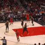 I Blazers mandano al tappeto i Cavaliers. Rockets e Raptors continuano la loro marcia