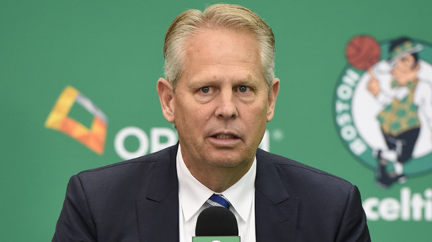 "Celtics, Ainge: ""In certe movenze Antetokounmpo mi ricorda LeBron James"""