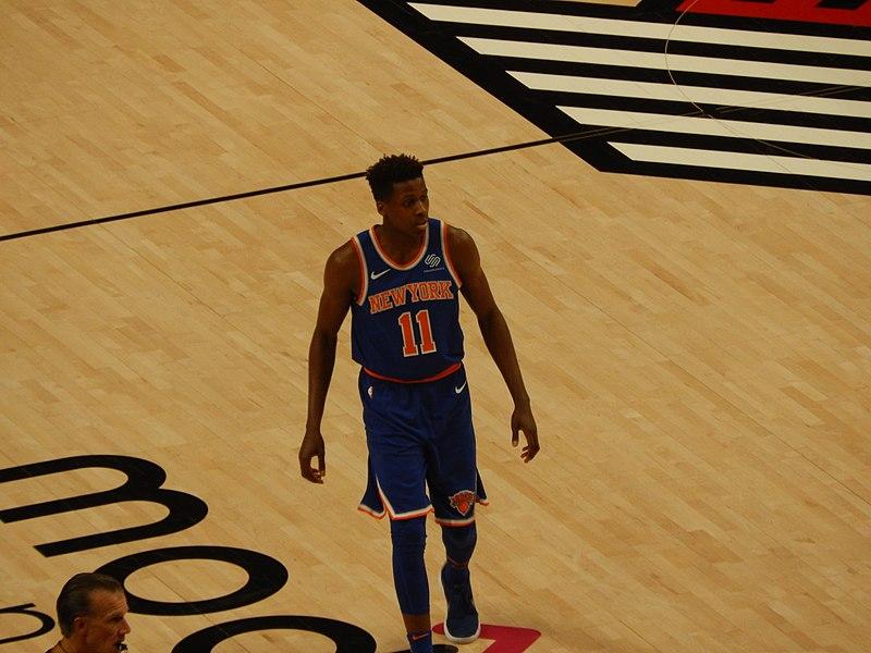 Knicks, Ntilikina nel mirino di Magic e Suns