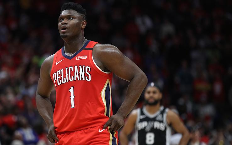 """Pelicans, Redick: """"Zion guiderà le sue squadre al titolo, è un futuro Hall of Famer"""""""