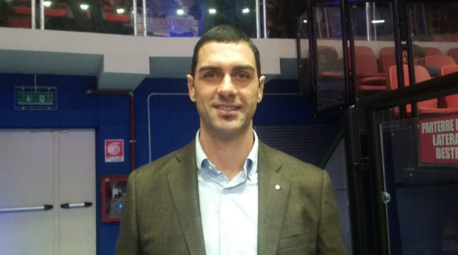 Matteo Soragna NBA