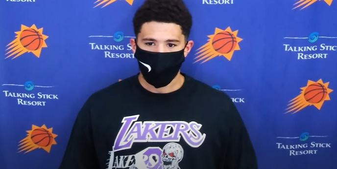 """Suns, Devin Booker: """"Kobe è sempre con me. Tutto quello che sto facendo lo dedico a lui"""""""