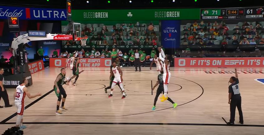 NBA Playoff 2020: ancora una rimonta di Miami. Boston adesso è sotto 0-2
