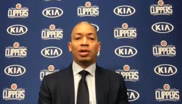 """Clippers, coach Lue si presenta: """"Leonard e George non andranno da nessuna parte"""""""