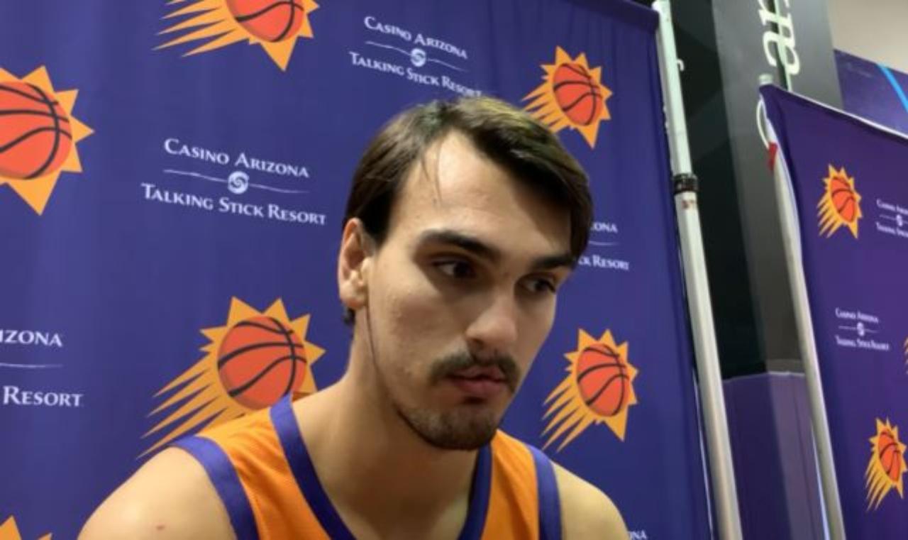 Dario Saric rifirma con i Phoenix Suns: cifre e dettagli