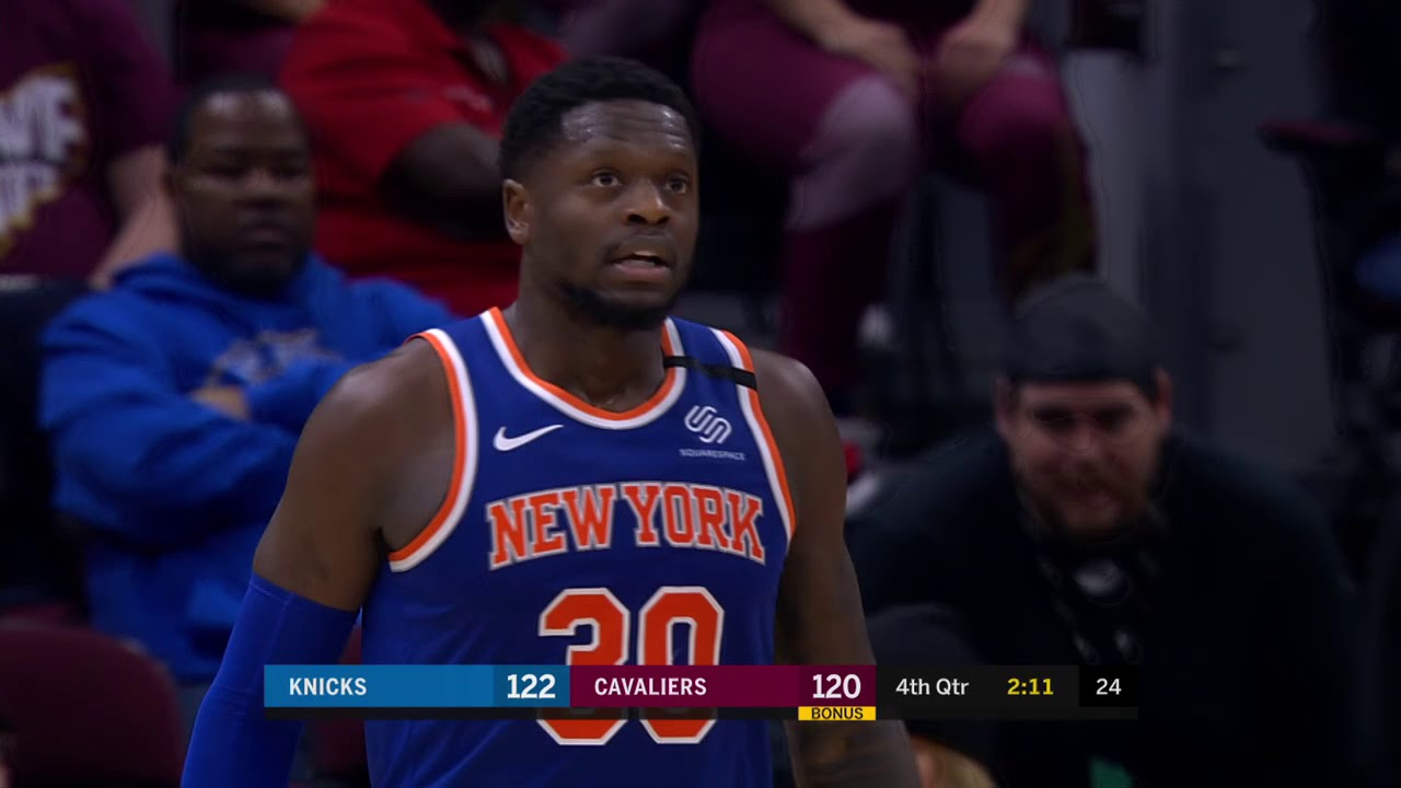 Quinto successo consecutivo per i Knicks e un super Randle, Blazers e Wizards la spuntano all'ultimo tiro, male Miami