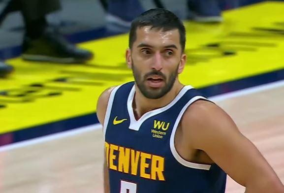 """Nuggets, Campazzo: """"Non è vero che in NBA non si difende, anzi è il contrario"""""""